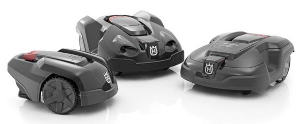 Automower och Robotgräsklippare