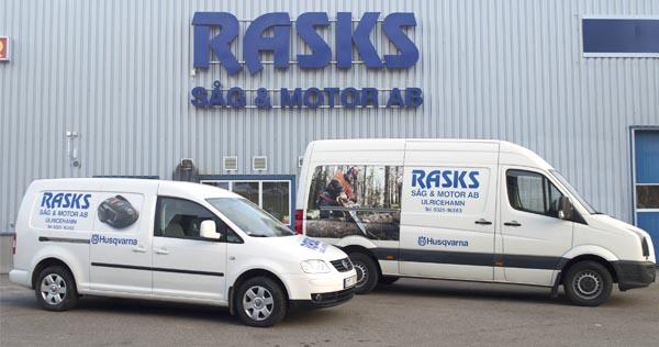 Rasks Såg & Motor AB