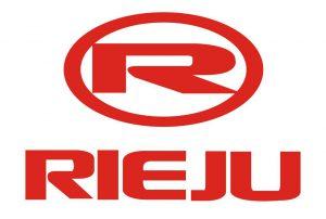 Logotyp för Rieju